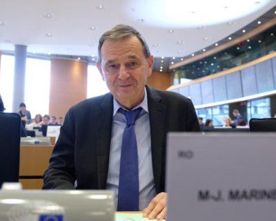 Marian Jean Marinescu: Fondul pentru tranziția echitabilă dezavantajează exact regiunile cele mai slab dezvoltate din#UE și care vor avea și cel mai mult de suferit, așa cum este și cazul Olteniei